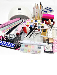 cheap -77pcs Nail Art Tool Nail Art Kits&Accessories Nail Art Design