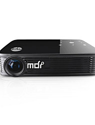 abordables -M90 DLP Proyector de Home Cinema WXGA (1280x800)ProjectorsLED 3000
