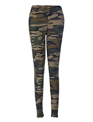 Women Cross - spliced Legging,Cotton Polyester