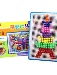 KEAIHAO Kit de Bricolage Blocs de Construction Puzzles 3D Accessoires de Célébrations Déco de Fête Jouet Educatif Puzzle Jouets de Noël