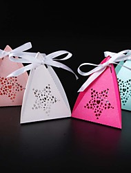 50pcs star Candy Box Gift Box Party Show Favor Box Baby Shower party supplies