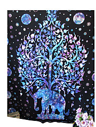 cheap -Wall Decor Fabric Modern Wall Art, Wall Tapestries of 1