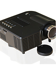 cheap -UNIC LCD Mini Projector 500 lm Support 1080P (1920x1080) 10-100 inch Screen