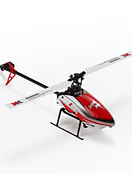 cheap -RC Helicopter WL Toys K120 6CH 6 Axis 2.4G Brushless Electric - Ready-to-go Upside Down Flight Remote Control / RC Flybarless