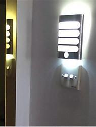 DC5V USB di ricarica metallo creativo LED ad infrarossi notturna sensore
