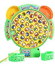 Недорогие -Рыболовные игрушки Игрушки Электрический ABS Куски День детей Детские Подарок
