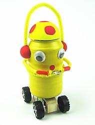 Kit de Bricolage Jouets Découverte & Science Robot Jouets Machine Robot A Faire Soi-Même 1 Pièces