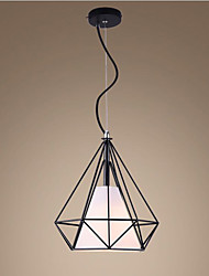 Pendant Light ,  Modern/Contemporary Painting Feature for Designers Fabric Bedroom Kitchen Study Room/Office Hallway Garage
