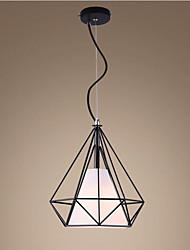 Moderne/Contemporain Lampe suspendue Pour Chambre à coucher Cuisine Bureau/Bureau de maison Couloir Garage AC 110-120 AC 100-240V Ampoule