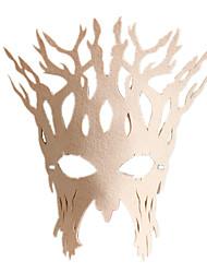 Недорогие -Маски на Хэллоуин Творчество Для вечеринок Cool Ужасы Кожа Плюш 1 pcs Куски Мальчики Девочки Игрушки Подарок