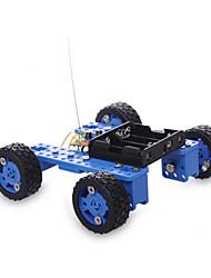 Solar Powered Toys DIY KIT Radio Control Toy Cars Race Car Toys Car DIY Boys' Pieces