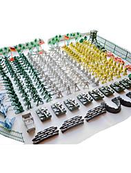Недорогие -Выставочные модели Игрушки Игрушки пластик Мальчики Девочки 231 Куски