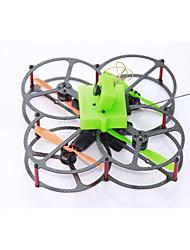 Dron Racing Drone LP90 PNP FPV RC Remote Control Quadcopter RTF 8Kanálů 3 Osy S kamerou FPV S kamerouRC Kvadrikoptéra Fotoaparát Listy