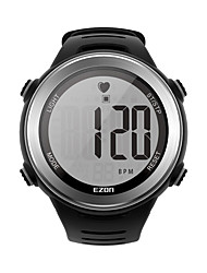 Smart watch Resistente all'acqua Sportivo Monitoraggio frequenza cardiaca Allarme sveglia Bluetooth 4.0 No Slot Sim Card