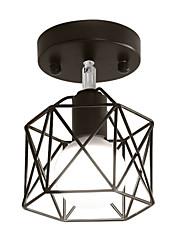 baratos -direção da sombra ajustável do metal do vintage birdcage sotão lâmpada do teto montagem embutida corredor luz da cozinha