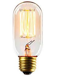 Недорогие -T45 e27 40W источник света украшение прямой провод