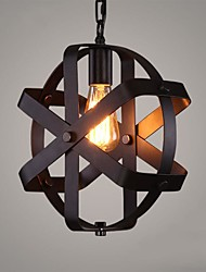 cheap -Rustic/Lodge Vintage Bowl Globe Drum Lantern Country Traditional/Classic Retro Modern/Contemporary Mini Style Flush Mount Ambient Light