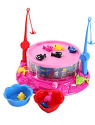 Недорогие -Рыболовные игрушки Игрушки Магнитный Оригинальные Электрический Игрушки ABS Классический и неустаревающий Куски Мальчики Девочки День