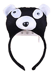 Недорогие -CHENTAO Головной убор Резинка для волос Плюшевый медведь Плюш Детские Универсальные Игрушки Подарок 1 pcs