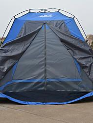 True Adventure® 2 persone Tenda Singolo Tenda da campeggio Una camera Tenda ripiegabile Ompermeabile Anti-pioggia Ripiegabile per Caccia