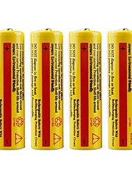 18650 Batteries Rechargeable Emergency Camping/Hiking/Caving Everyday Use Police/Military Cycling/Bike Hunting Multifunction Climbing