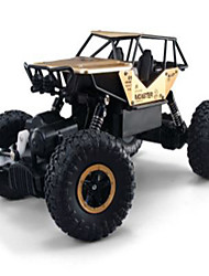 abordables -Coche de radiocontrol  2.4G Off Road Car Alta Velocidad 4WD Drift Car Buggy 1:12 Brushless Eléctrico 50 KM / H Control remoto Recargable