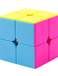 cheap -Rubik's Cube YongJun 2*2*2 Smooth Speed Cube Magic Cube Puzzle Cube Professional Level Speed ABS Square New Year Children's Day Gift