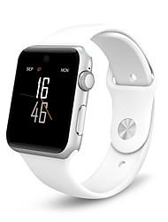 billige -Indear YYDM09 Smartur Android iOS Bluetooth Sport Touch-skærm Brændte kalorier Lang Standby Distance Måling Aktivitetstracker Sleeptracker Stillesiddende Reminder Find min enhed Vækkeur / iPhone