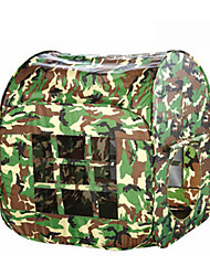 cheap -Play Tents & Tunnels Pretend Play Toys Toys Novelty Nylon Girls' Boys' Pieces