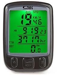 Ciclismo/Moto Bicicleta De Montanha/BTT Computador de BicicletaAV - Velocidade Média ODO -Odômetro Velocidade Actual - SPD Hodômetro