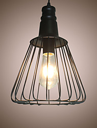 Pendant Light ,  Modern/Contemporary Traditional/Classic Rustic/Lodge Lantern Others Feature for Mini Style Designers MetalLiving Room