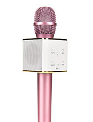 Original Q7 Magic Karaoke Microphone Phone KTV Player Wireless Condenser Bluetooth Iphone Android