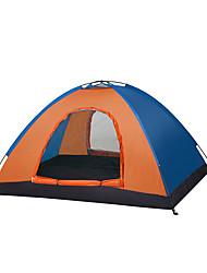 2 Pessoas Tenda Duplo Barraca de acampamento Um Quarto Barracas para Acampamento Família Prova-de-Água A Prova de Vento Á Prova-de-Chuva