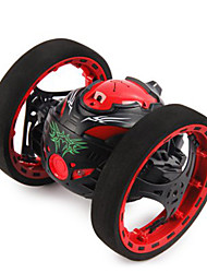 cheap -RC Car PEG SJ88 2.4G Bounce Car Stunt Car KM/H Remote Control Rechargeable Electric