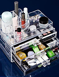 cheap -Makeup Storage Acrylic Cosmetic Beauty Care Makeup for Face