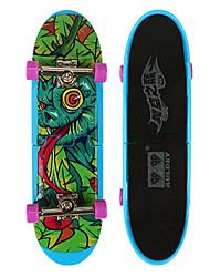 Недорогие -Мини скейтборды и велосипеды Хобби и досуг Роликобежный спорт ABS Пластик Темно-синий Для мальчиков Для девочек