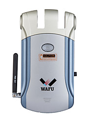 economico -Wafu wirelesss intelligente serratura della porta a distanza con keyless& antifurto serratura invisibile porta blindata serratura con