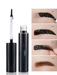 1Pcs Liphop New Style Tattoo Eyebrow Gel Super Lasting For 72H Waterproof Sweat Professional Peel Off Natural Eyebrow Tint Dye Makeup