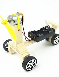 Giocattoli scientifici Mulino a vento Macchine giocattolo Macchina da corsa Giocattoli Quadrato Mulino a vento 1 Pezzi