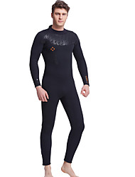 Men's 5mm Wetsuits Quick Dry Anatomic Design Moisture Permeability Breathable Compression Neoprene Diving Suit Long Sleeve Diving Suits-