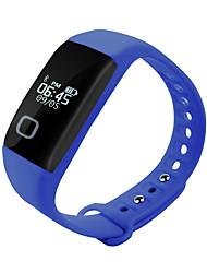 orologio intelligente impermeabile per l'adulto frequenza cardiaca monitor touch screen SmartWatch braccialetto bluetooth ios braccialetto