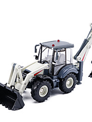 cheap -Toy Cars Construction Vehicle Toys Excavating Machinery Metal Pieces Unisex Gift