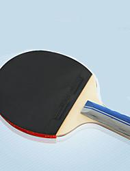 Ping-pong Racchette Ping Pang/Palla di ping-pong Ping Pang Gomma Manopola  lunga Brufoli 2 Racchetta 3 Palline da ping pong 1 Borsa da