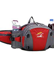 Недорогие -для Спортивные сумки Многофункциональный Легкость Закрыть Body Сумка для бега Все Сотовый телефон Нейлон Красный Зеленый Синий