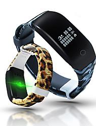 Bracelet d'ActivitéEtanche Longue Veille Calories brulées Pédomètres Santé Sportif Moniteur de Fréquence Cardiaque Ecran tactile Suivi de