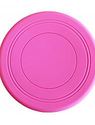 Discos & Frisbees Brinquedos para Exteriores Discos Voadores Brinquedos Novidades Circular Pato Rose silica Gel Peças Para Meninos Para
