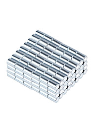 cheap -100 pcs 3.2*5mm Magnet Toy Building Blocks / Puzzle Cube / Neodymium Magnet Adults' Gift