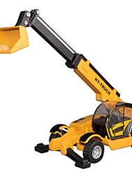 Spielzeugautos Spielzeuge Lastwagen Baustellenfahrzeuge Spielzeuge Ente LKW Metalllegierung Metal 1 Stücke Unisex Geschenk