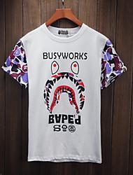 Korean leisure wild loose short-sleeved T-shirt