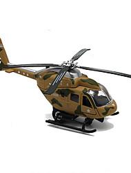 Недорогие -Машинки с инерционным механизмом Вертолет Игрушки Подарок / Металл